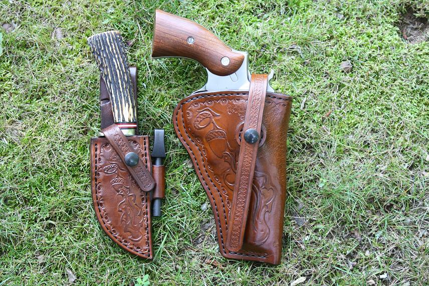 Knife Sheaths And Other Gear R Grizzle Leather
