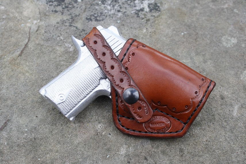 OWB Holsters - R Grizzle Leather