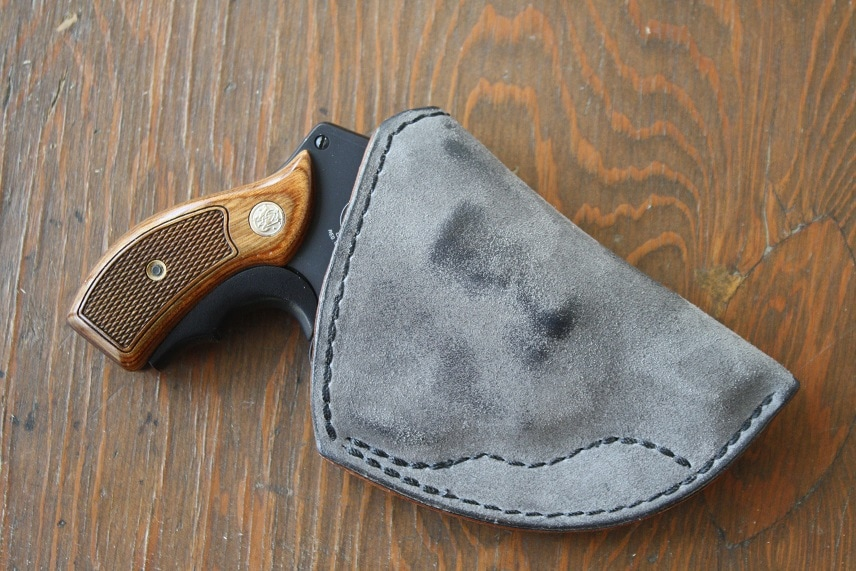 Pocket Holsters and Specialty Holsters - R Grizzle Leather